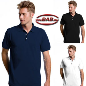 Workwear Polo Superwash bis Gr.5XL