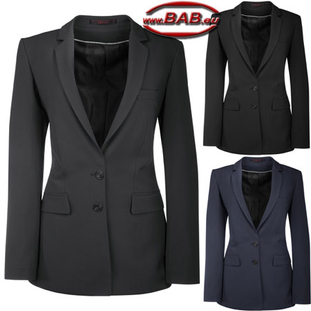 Greiff 1413 Damen Blazer Regular Fit mit Stretchanteil