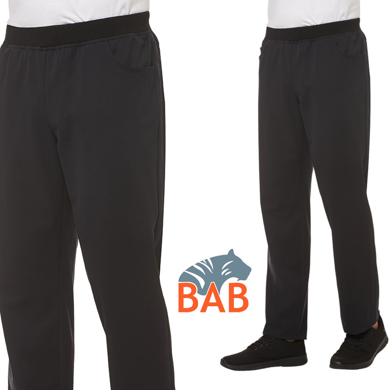 Leiber 12-7960 Herren Schlupfhose mit Stretch für optimale Passf